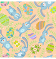 Easter seamless vector