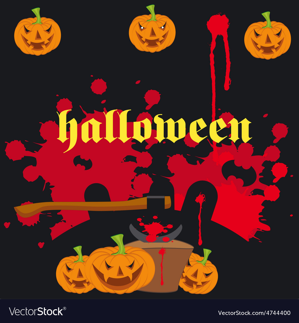 Halloween 10 resize vector | Price: 1 Credit (USD $1)