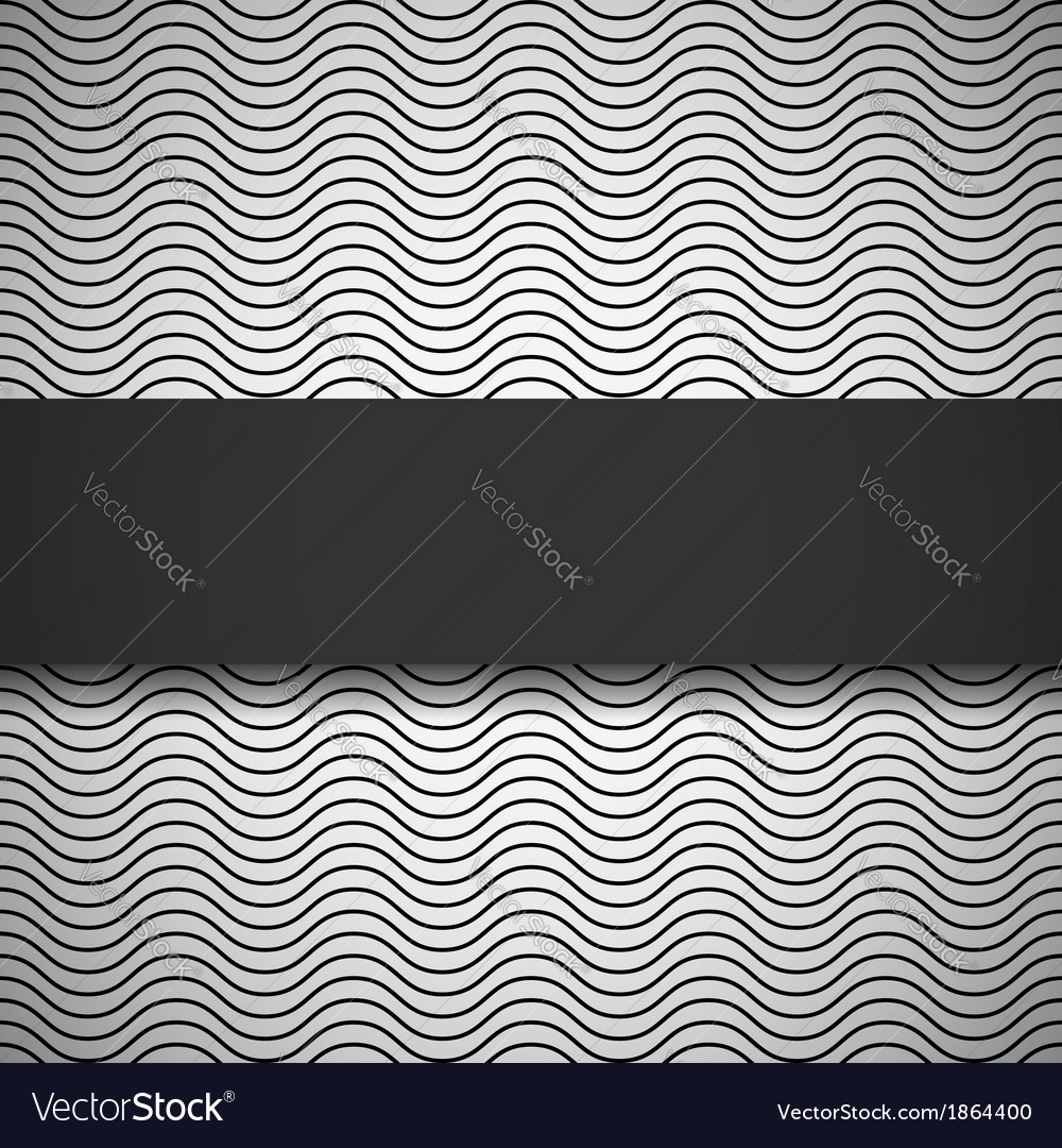 Monochrome seamless pattern vector | Price: 1 Credit (USD $1)