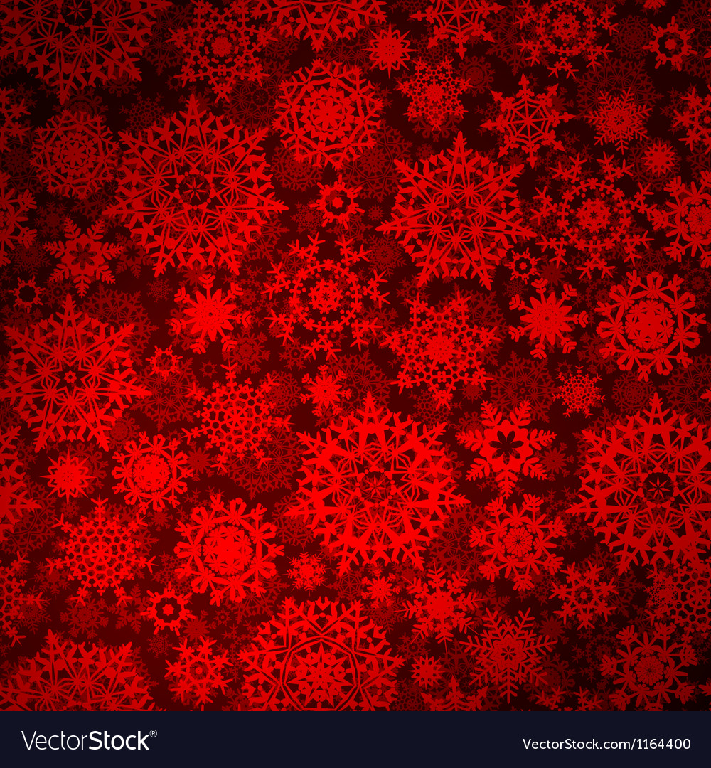 Seamless deep red christmas texture pattern eps 8 vector | Price: 1 Credit (USD $1)