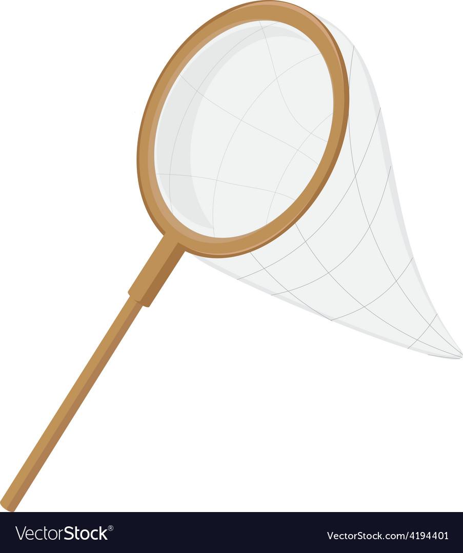 Fish scoop vector | Price: 1 Credit (USD $1)