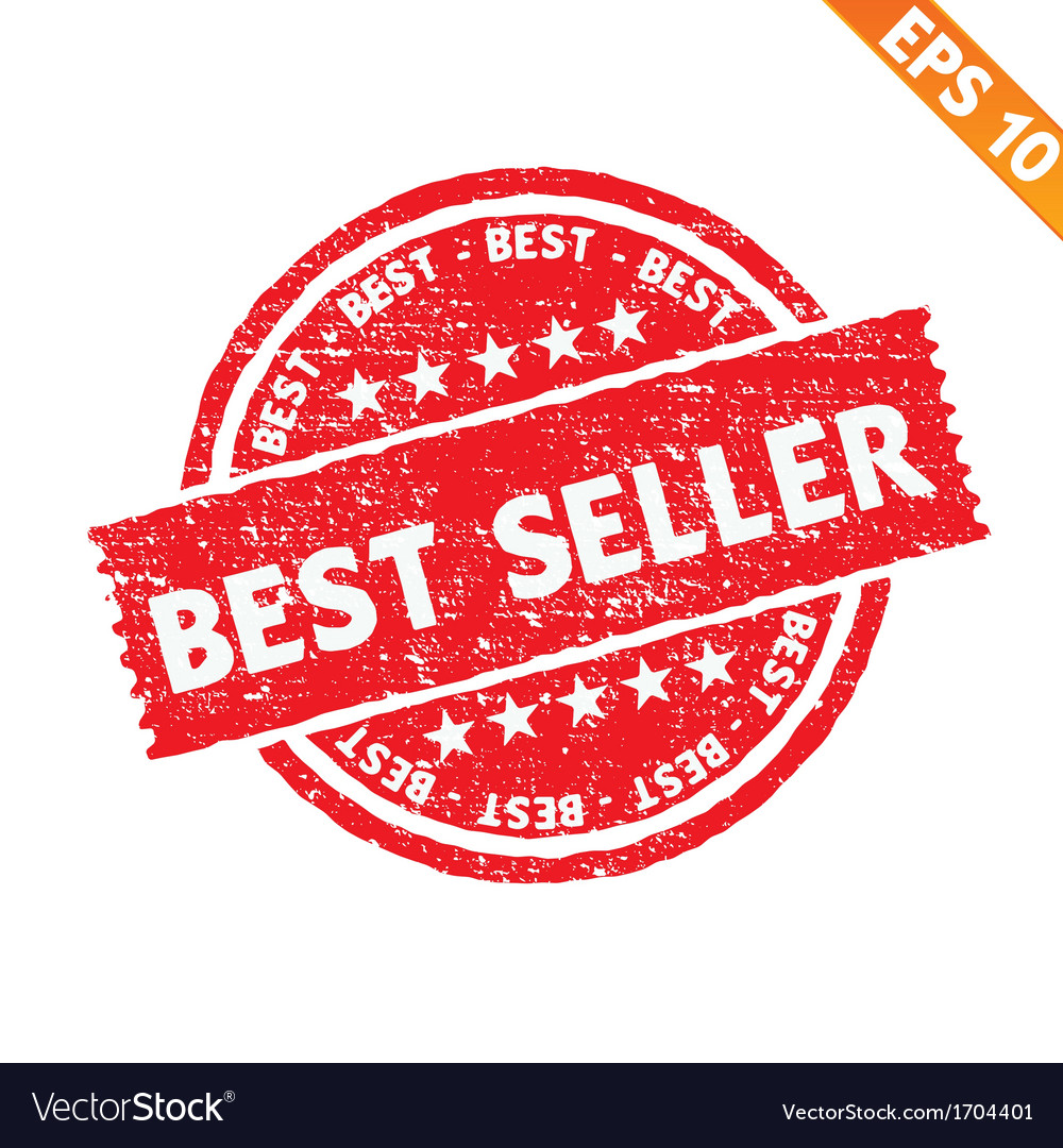 Stamp sticker best seller collection - - ep vector | Price: 1 Credit (USD $1)