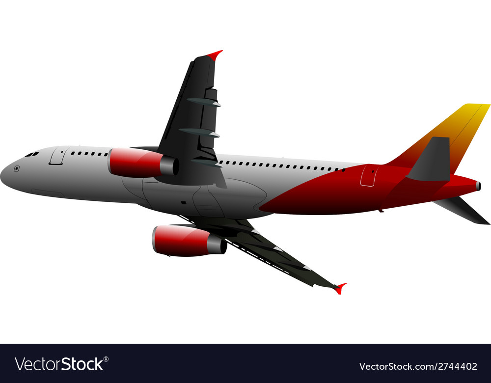 Al 0626 plane 01 vector | Price: 1 Credit (USD $1)