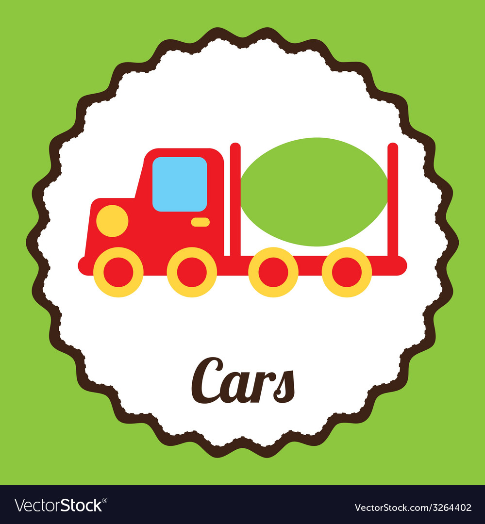Cars design vector | Price: 1 Credit (USD $1)