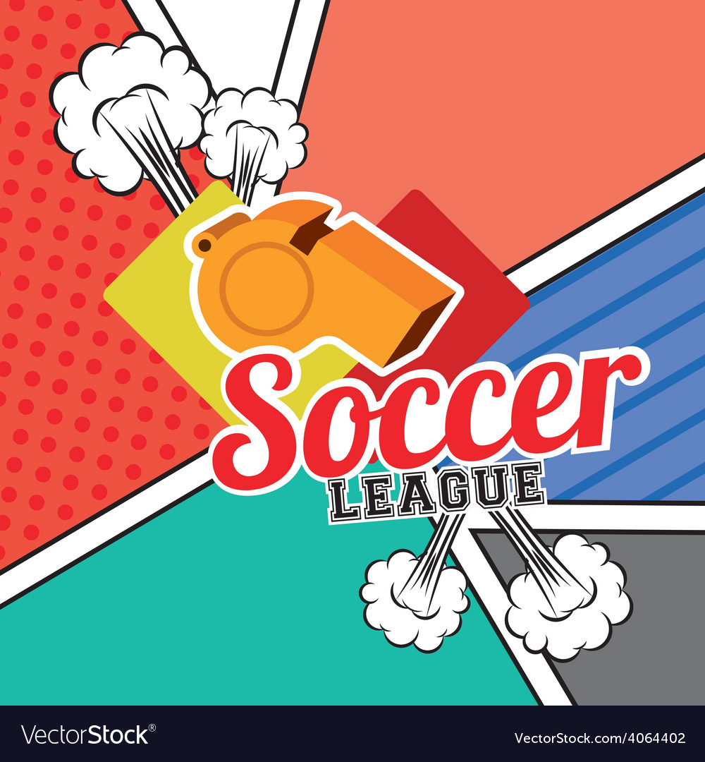 Soccer desing vector | Price: 1 Credit (USD $1)
