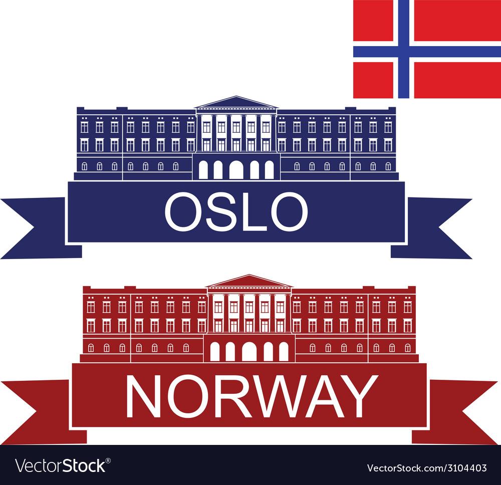 Norway vector | Price: 1 Credit (USD $1)
