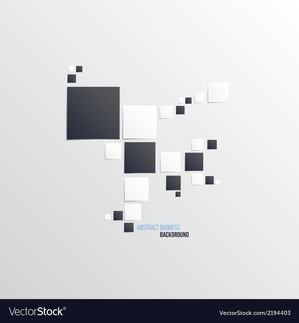 Square background vector | Price: 1 Credit (USD $1)
