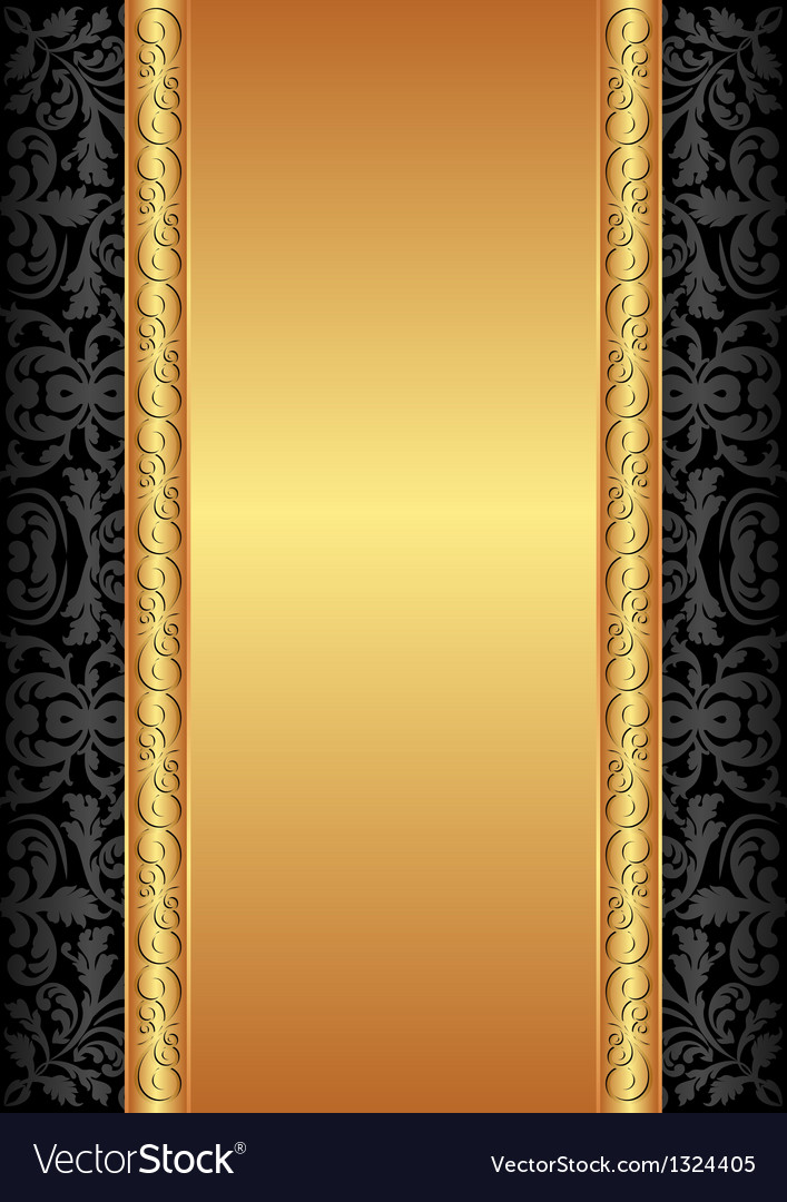 Gold background vector | Price: 1 Credit (USD $1)
