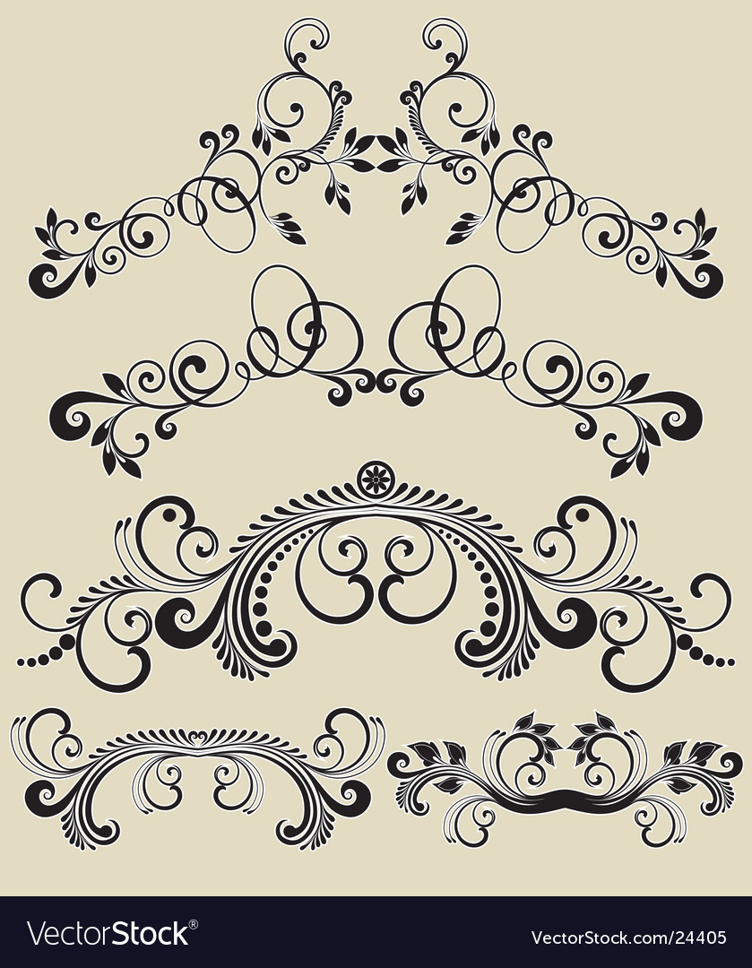 Patterns design vector | Price: 1 Credit (USD $1)
