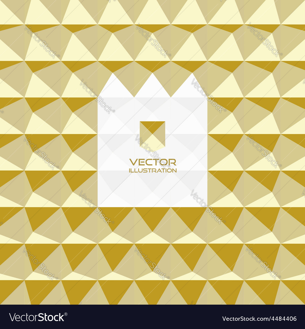 Abstract 3d geometric background with place for vector   Price: 1 Credit (USD $1)