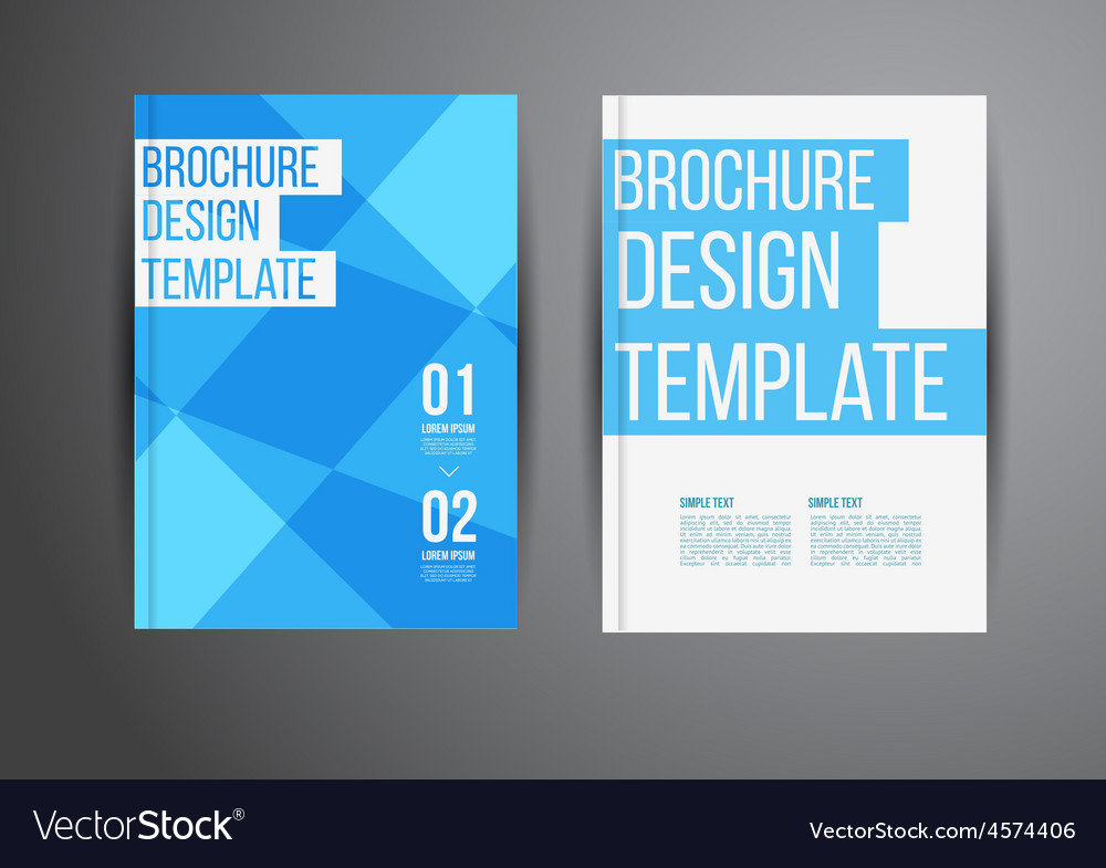 Flyer template vector | Price: 1 Credit (USD $1)