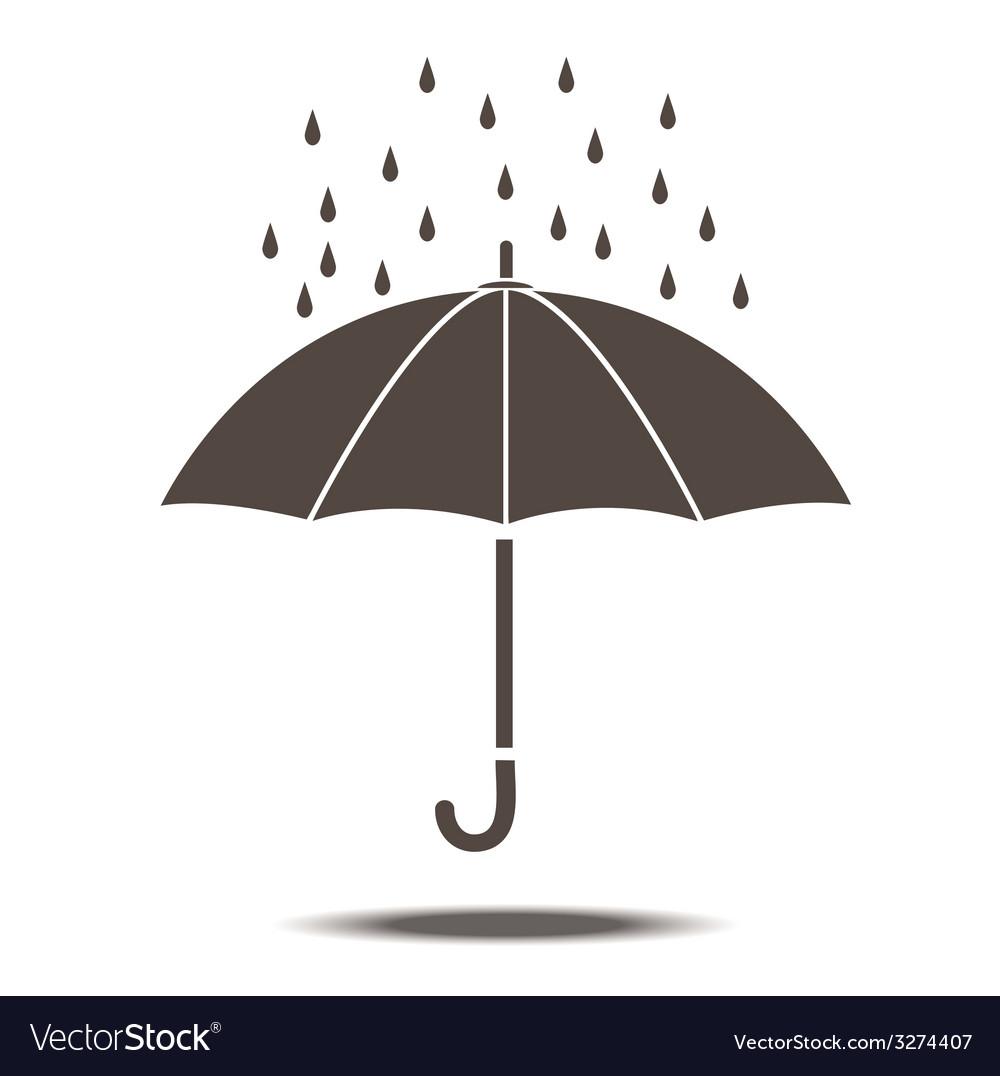 Umbrella vector | Price: 1 Credit (USD $1)
