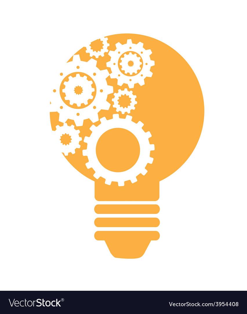 Bulb idea vector   Price: 1 Credit (USD $1)
