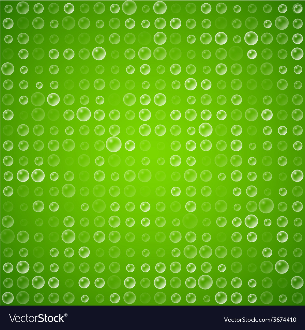 Water bubbles vector | Price: 1 Credit (USD $1)