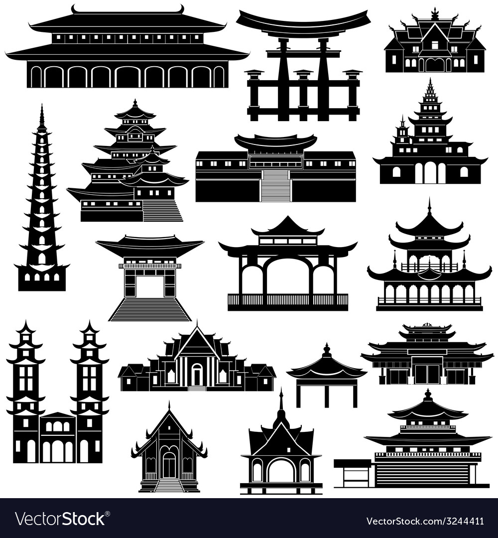 Architecture east vector   Price: 1 Credit (USD $1)