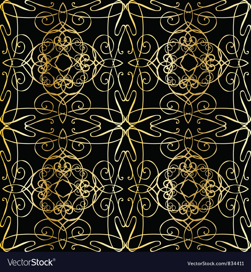 Filigree background vector | Price: 1 Credit (USD $1)