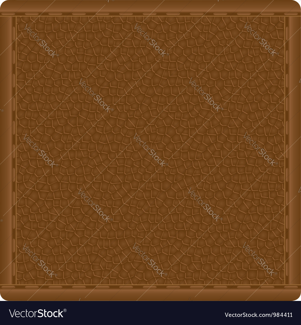 Leather texture vector | Price: 1 Credit (USD $1)