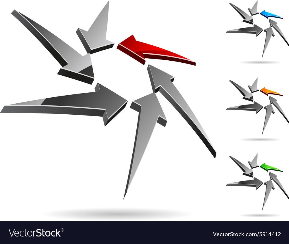 Company symbol vector | Price: 1 Credit (USD $1)