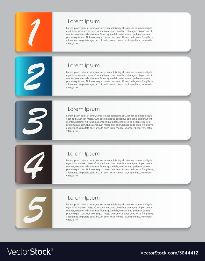 Infographic design elements for your business vector   Price: 1 Credit (USD $1)