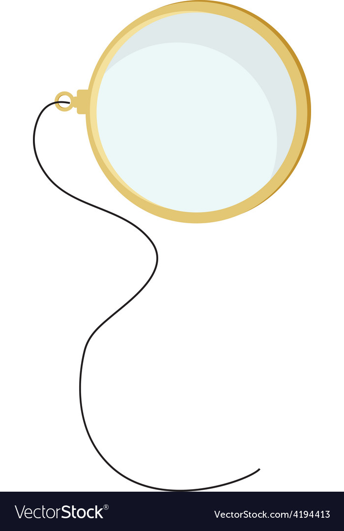Monocle with string vector | Price: 1 Credit (USD $1)