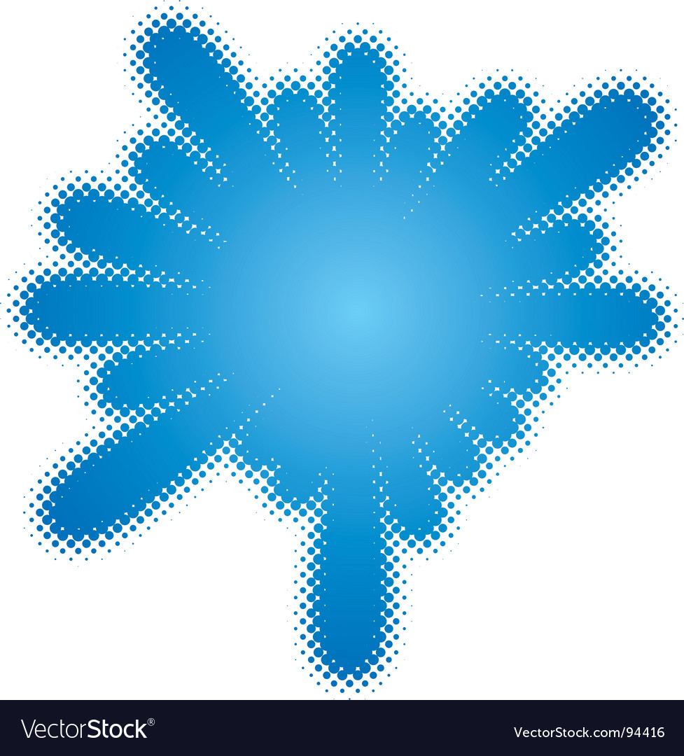 Halftone splatter vector   Price: 1 Credit (USD $1)