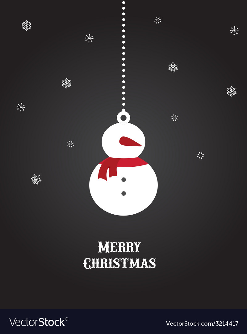 Christmas background and greeting card with vector | Price: 1 Credit (USD $1)