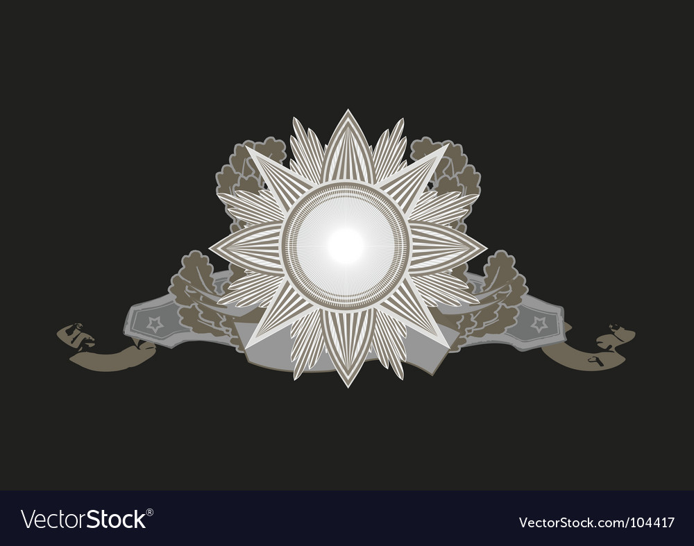 Insignia vector | Price: 1 Credit (USD $1)