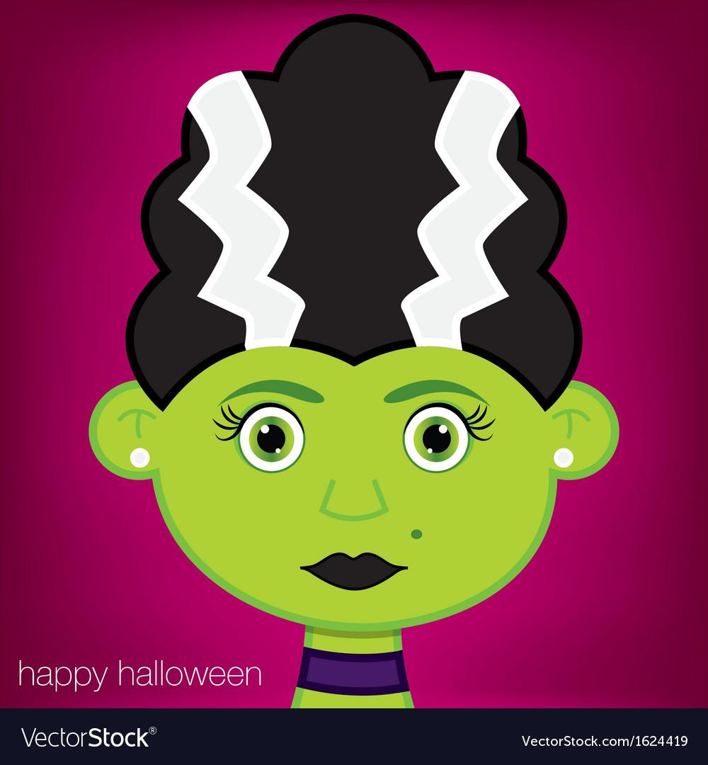 Halloween frankenstein vector   Price: 1 Credit (USD $1)