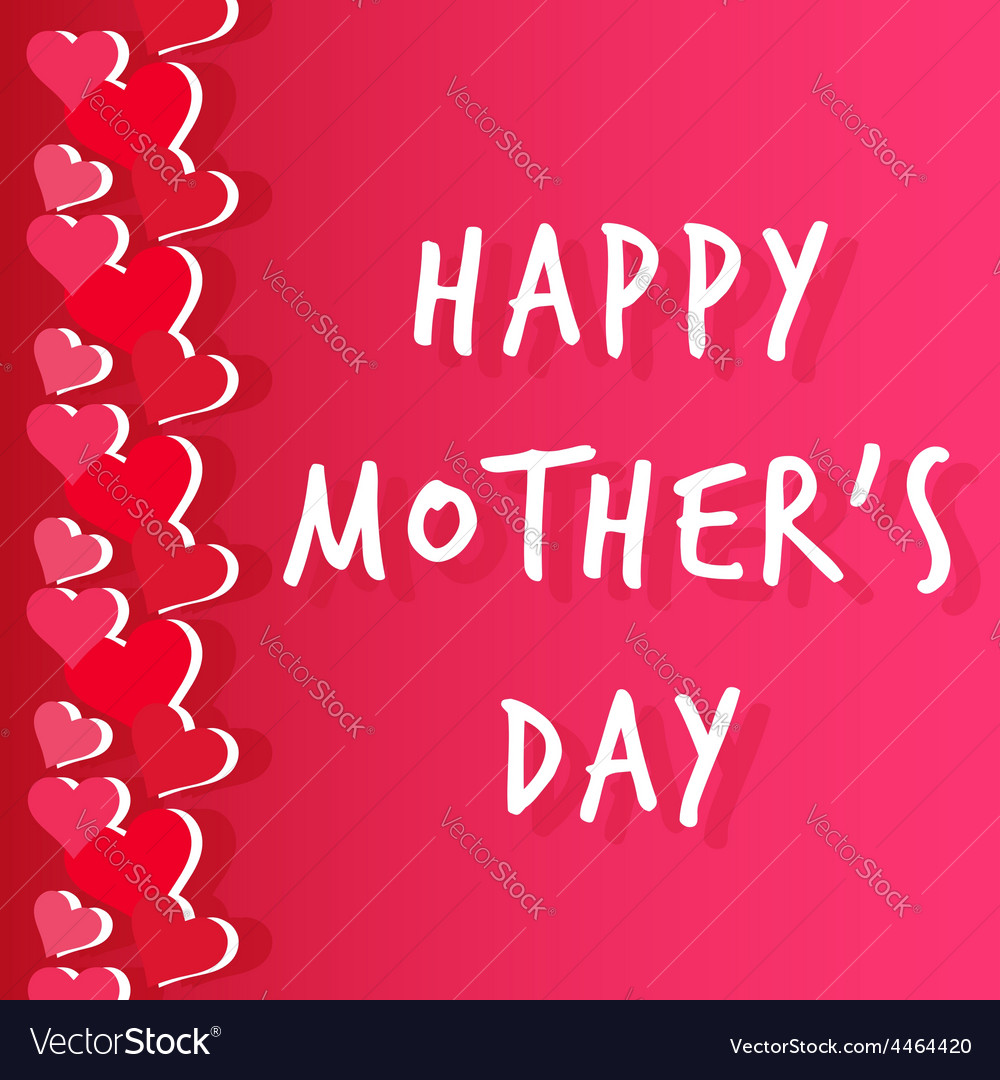 Motherday vector | Price: 1 Credit (USD $1)