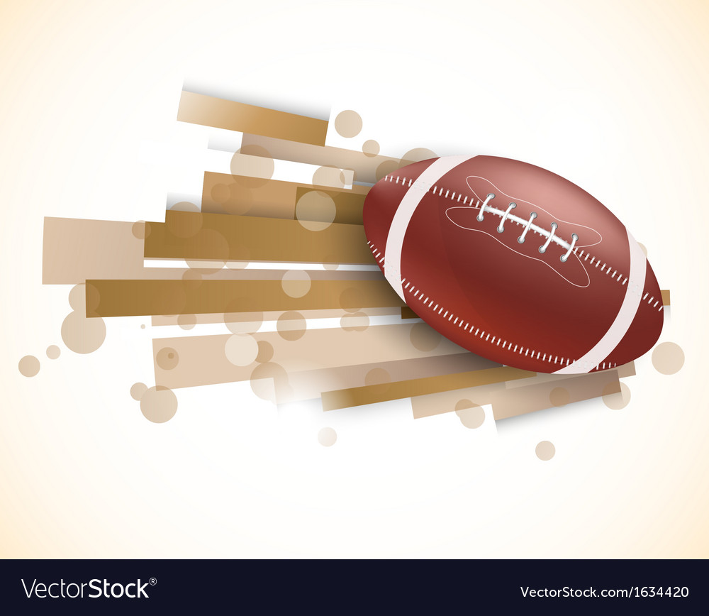 Rugby background vector   Price: 1 Credit (USD $1)