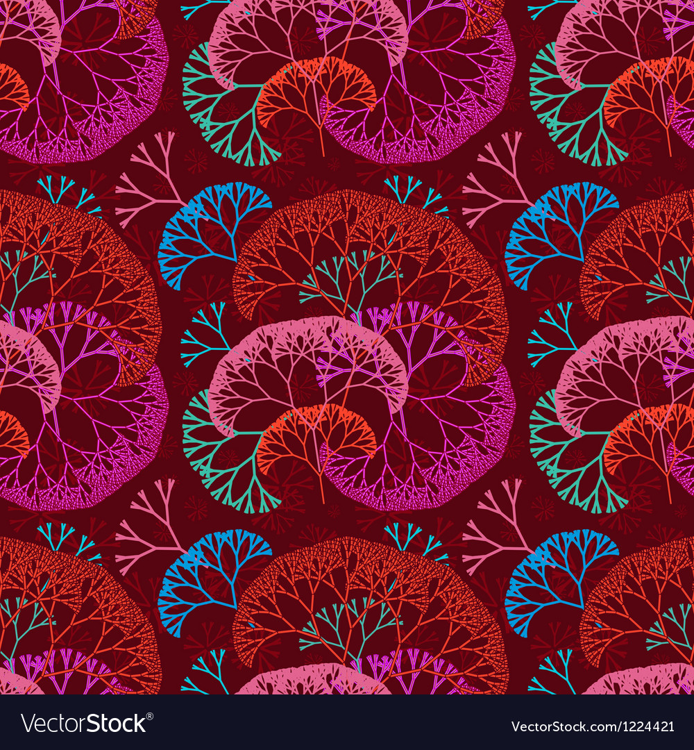 Retro seamless colorful pattern background with vector | Price: 1 Credit (USD $1)
