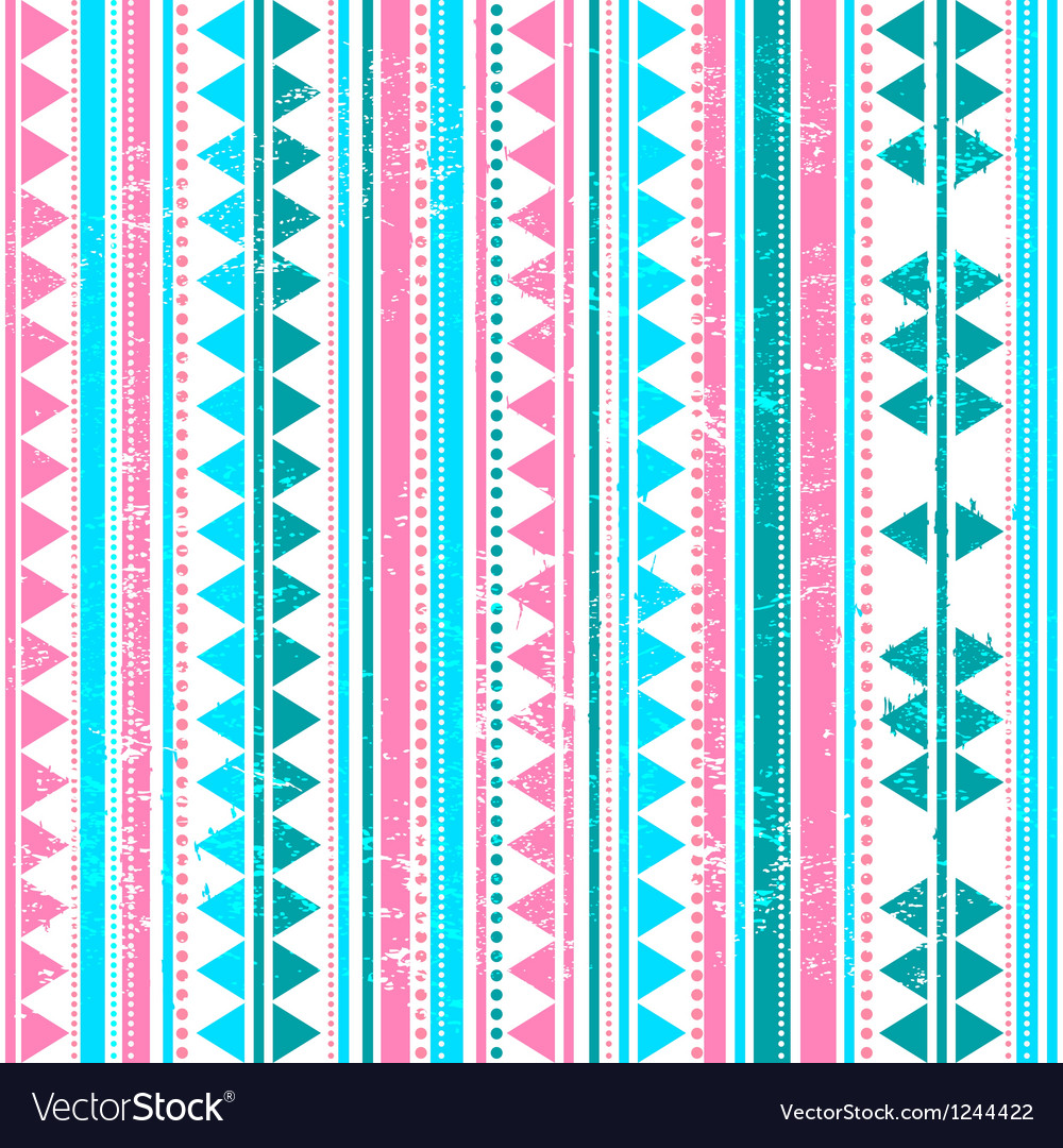 Abstract tribal pattern vector | Price: 1 Credit (USD $1)
