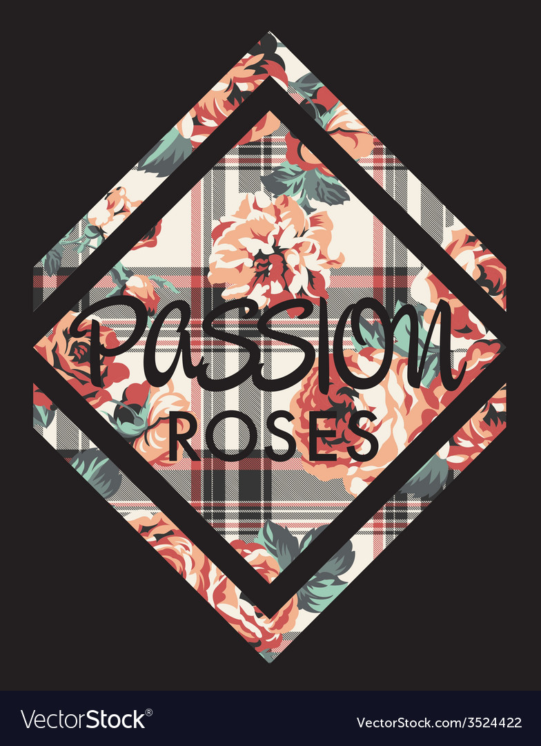Roses passion vector | Price: 1 Credit (USD $1)