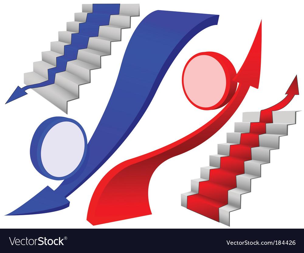 Arrow elements vector | Price: 1 Credit (USD $1)