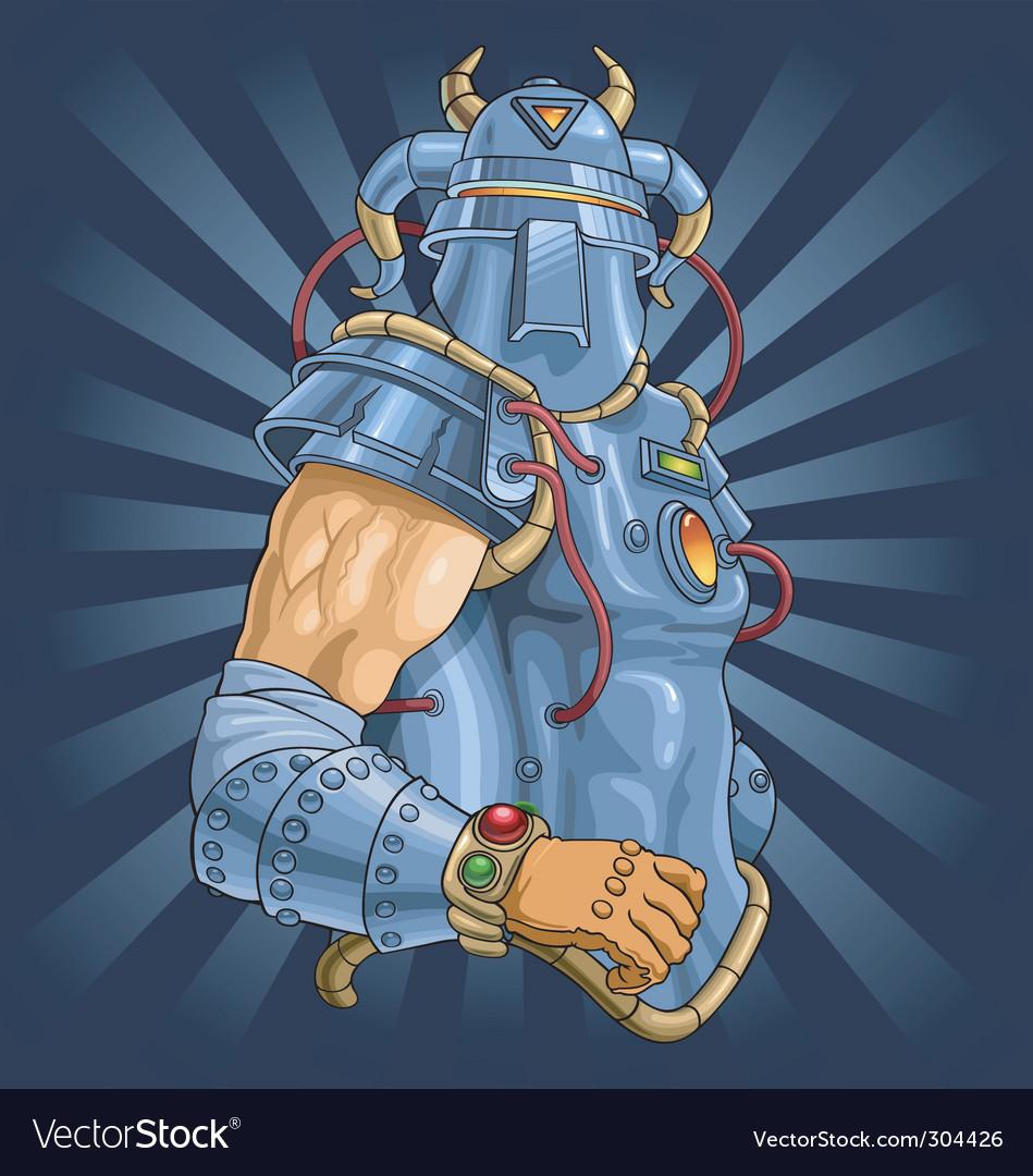 Mars god of war vector | Price: 3 Credit (USD $3)