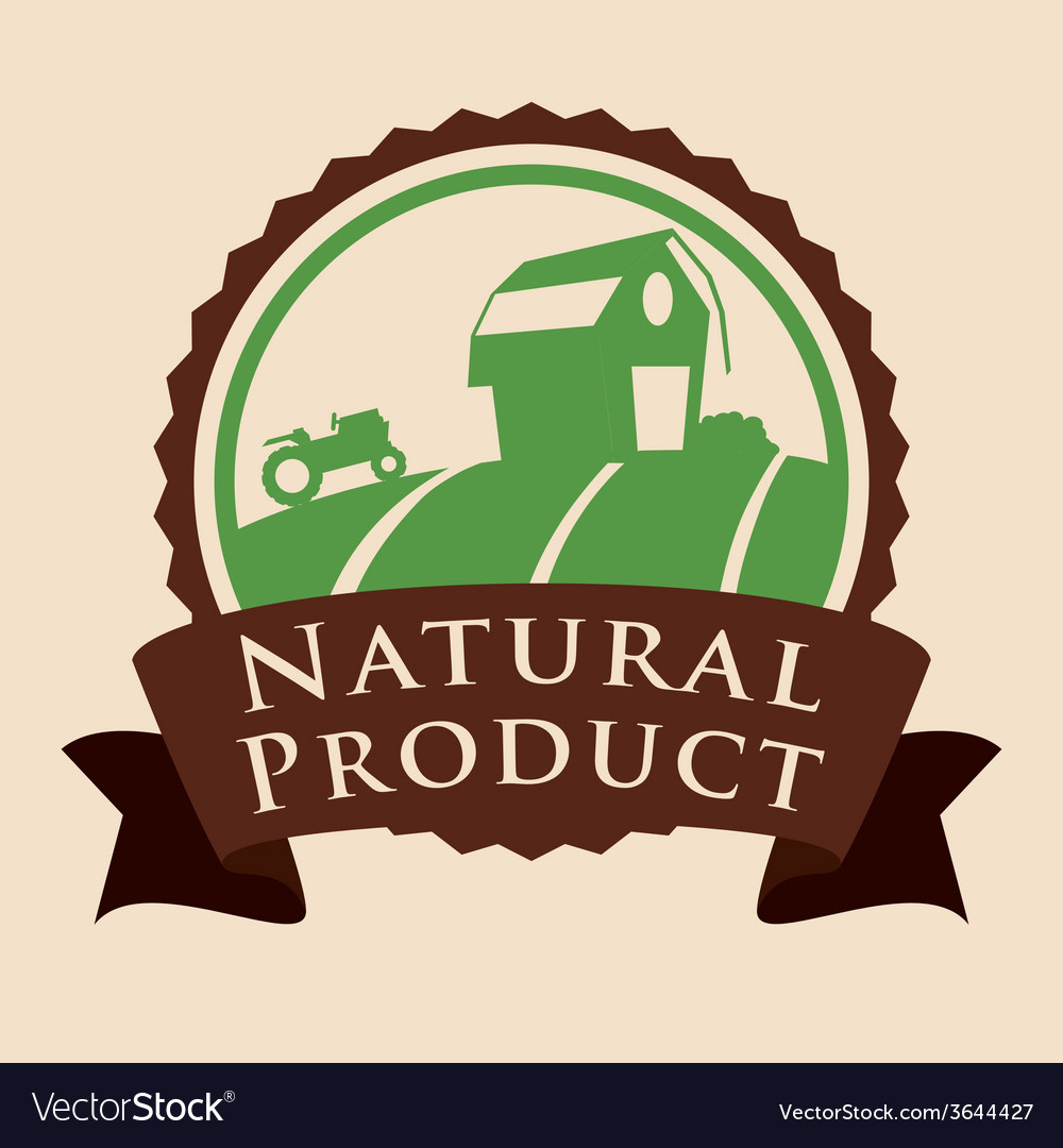 Natural product vector | Price: 1 Credit (USD $1)