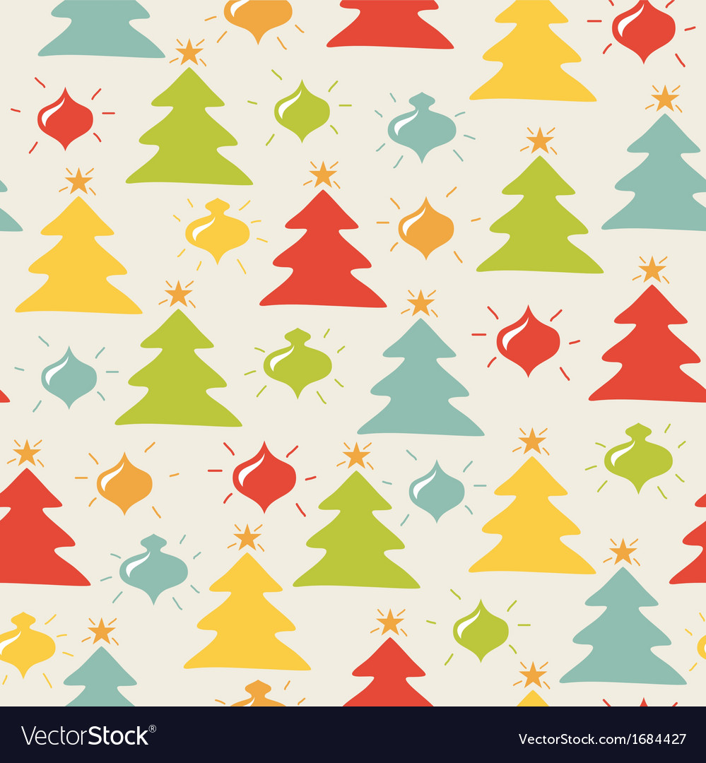Pattern tree light vector | Price: 1 Credit (USD $1)