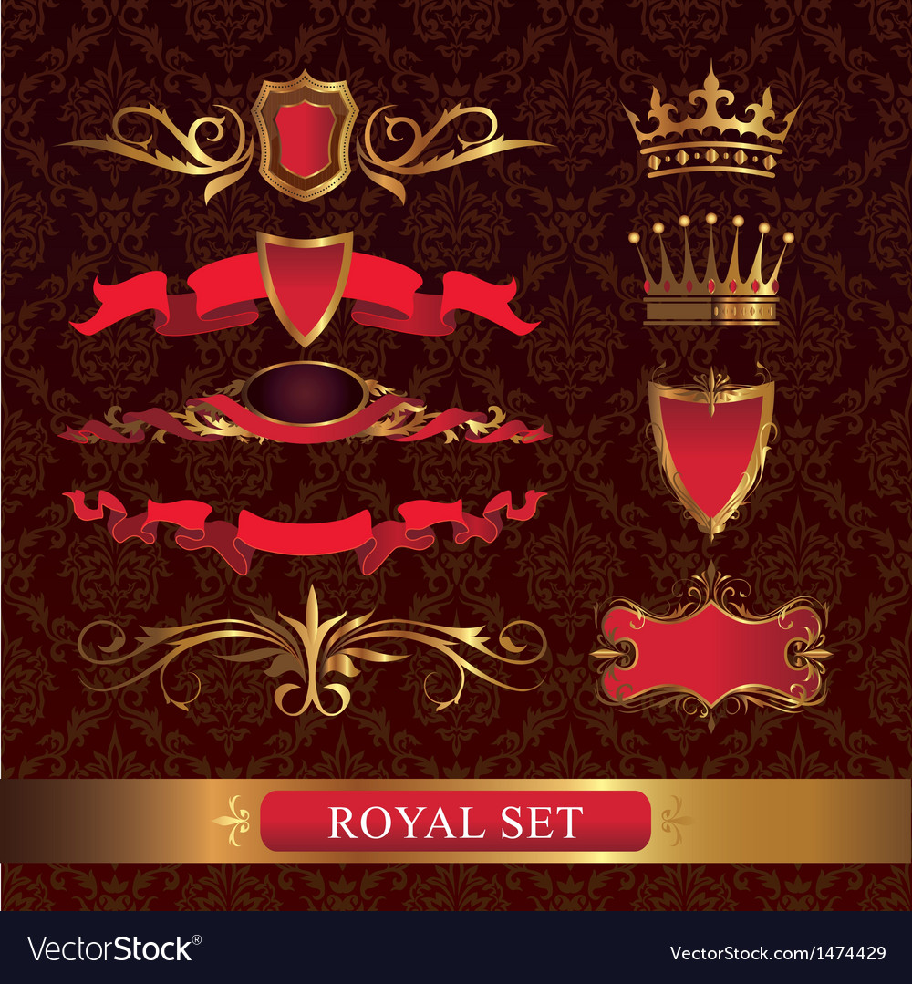 King set vector | Price: 1 Credit (USD $1)
