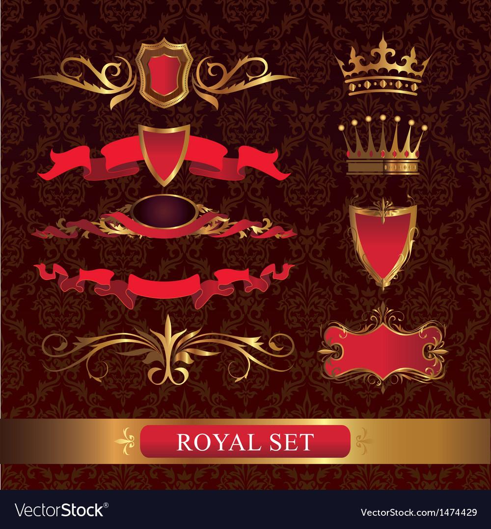 King set vector | Price: 1 Credit (USD $1)