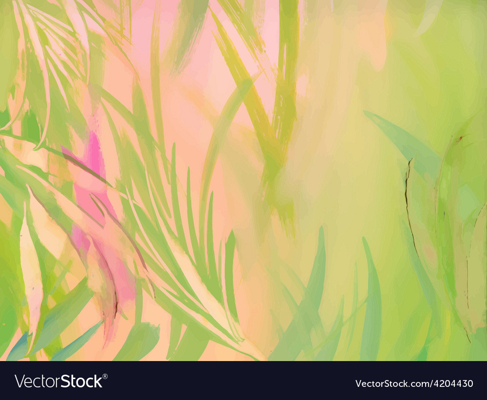 Foral decorative background vector | Price: 1 Credit (USD $1)