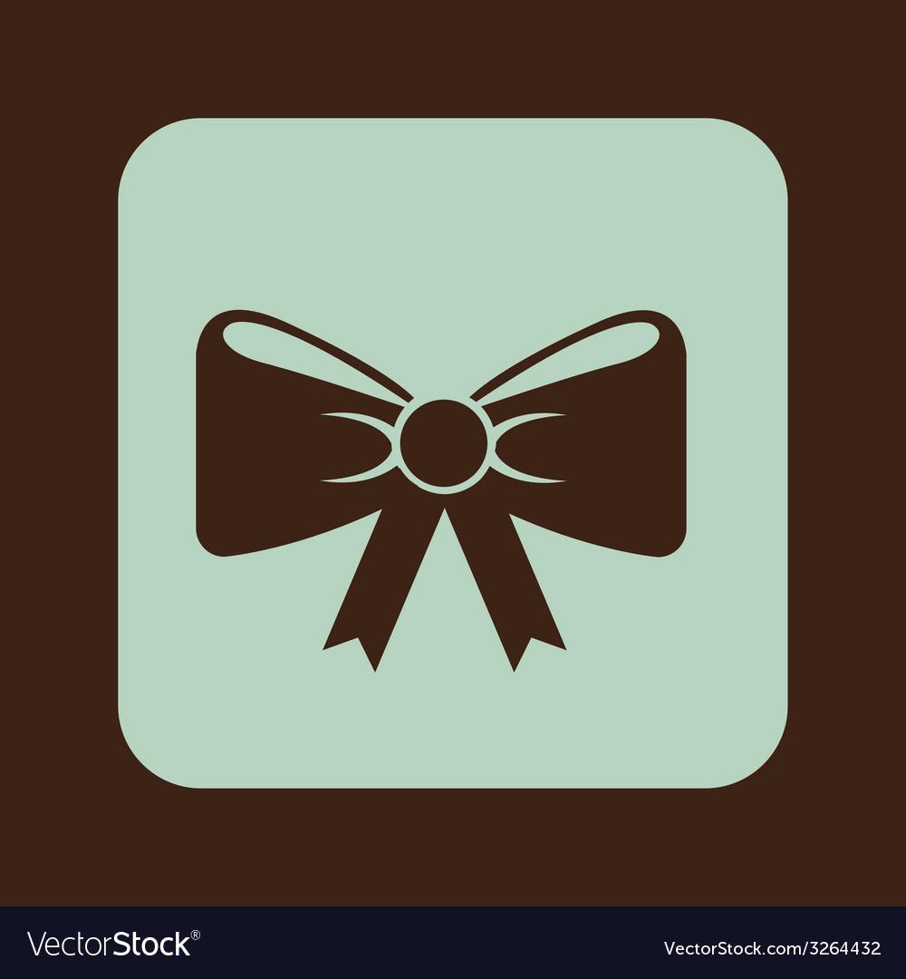 Bow-tie design vector | Price: 1 Credit (USD $1)