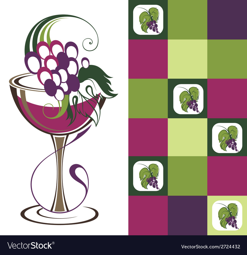 Wine concept vector | Price: 1 Credit (USD $1)