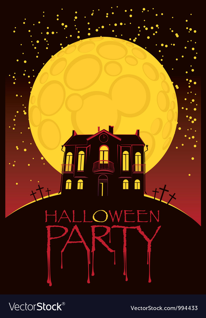 House party vector | Price: 3 Credit (USD $3)