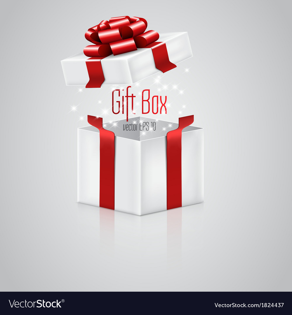 Gift box 2 vector | Price: 1 Credit (USD $1)