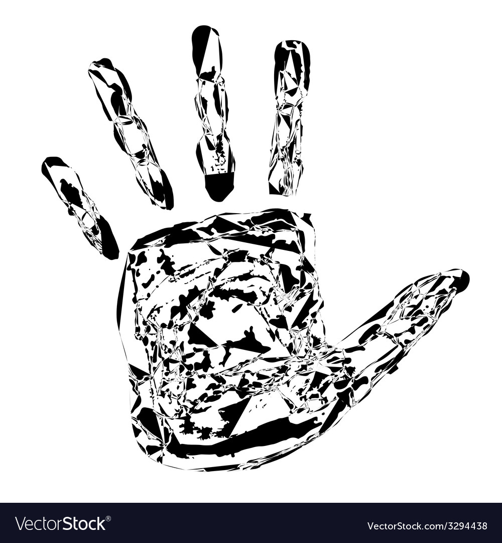 Hand vector | Price: 1 Credit (USD $1)