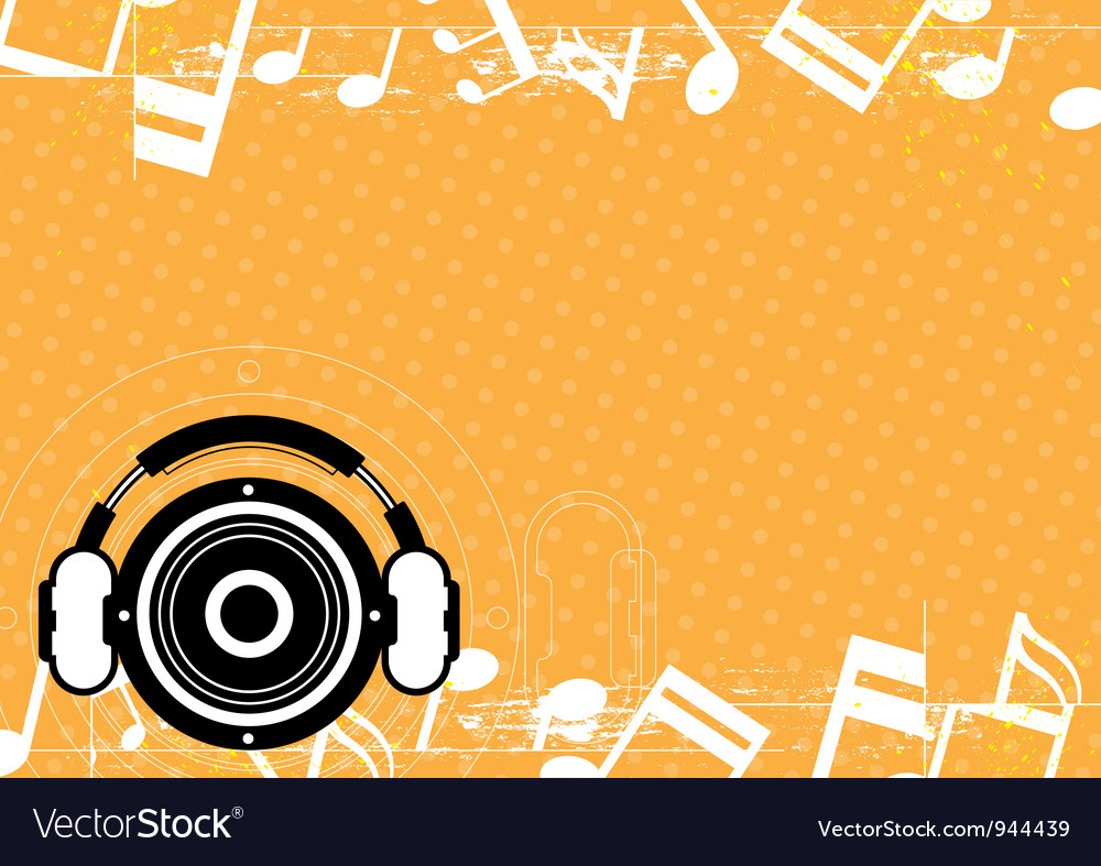 Music concept design vector | Price: 1 Credit (USD $1)