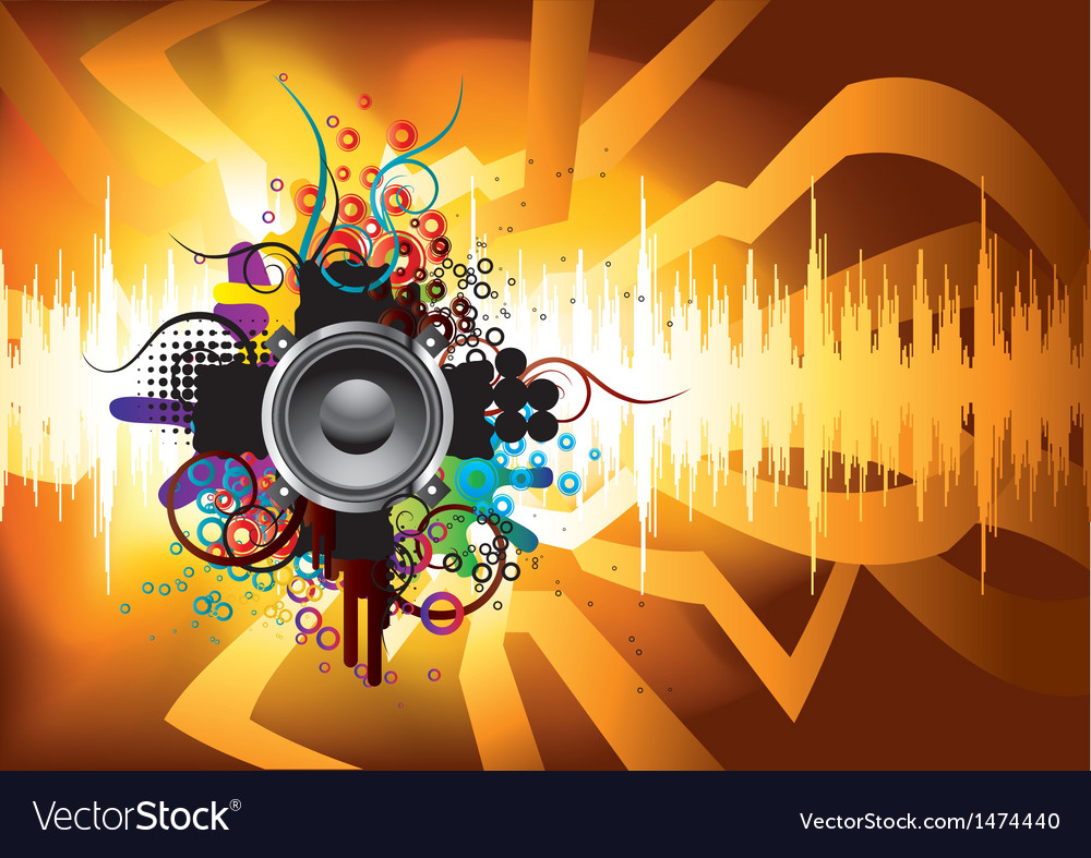 Sound 09 vector | Price: 1 Credit (USD $1)