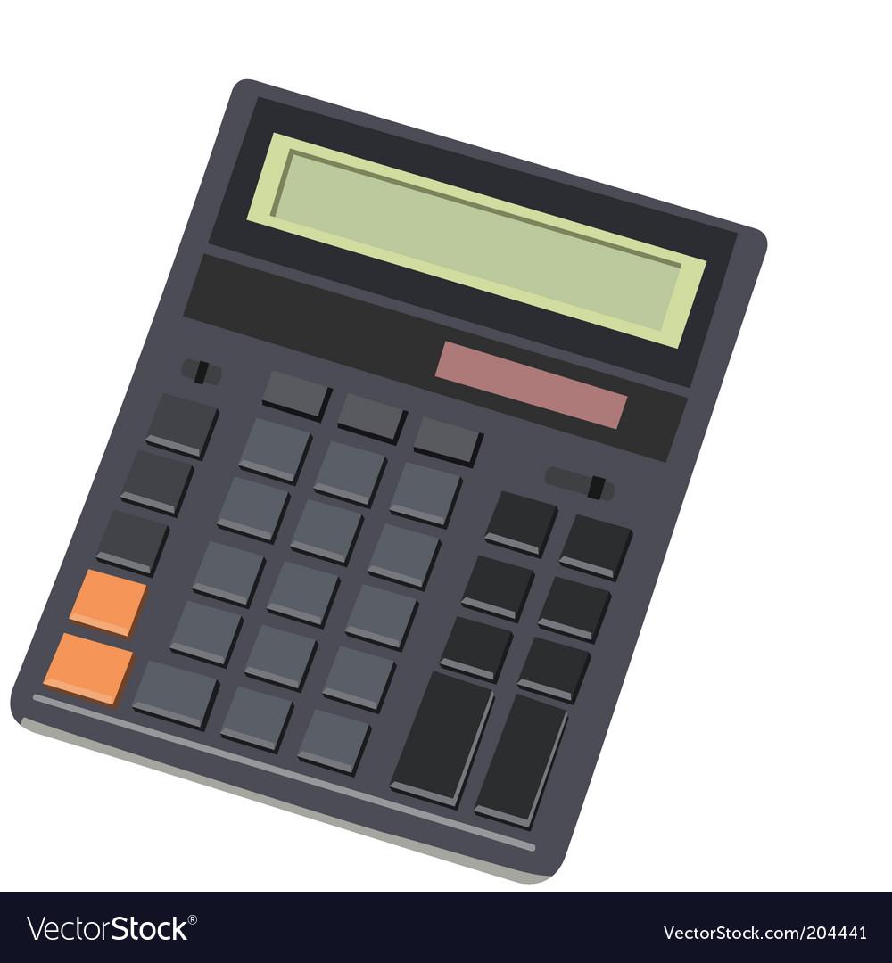Calculation vector | Price: 1 Credit (USD $1)