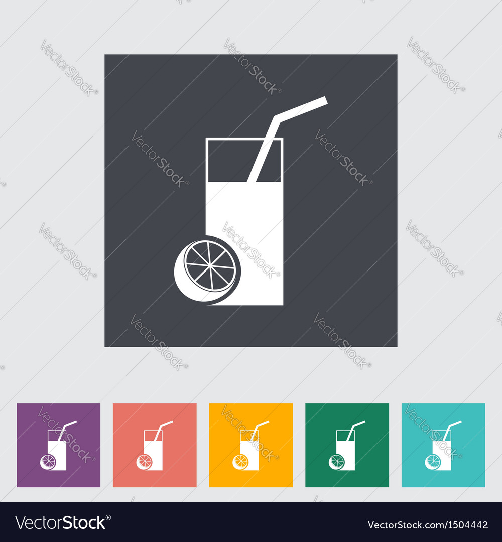 Fruit juice vector | Price: 1 Credit (USD $1)