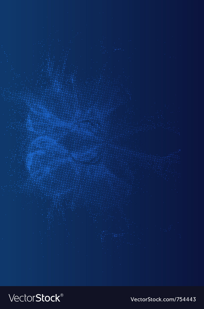 Abstract blue background - abstract series vector | Price: 1 Credit (USD $1)